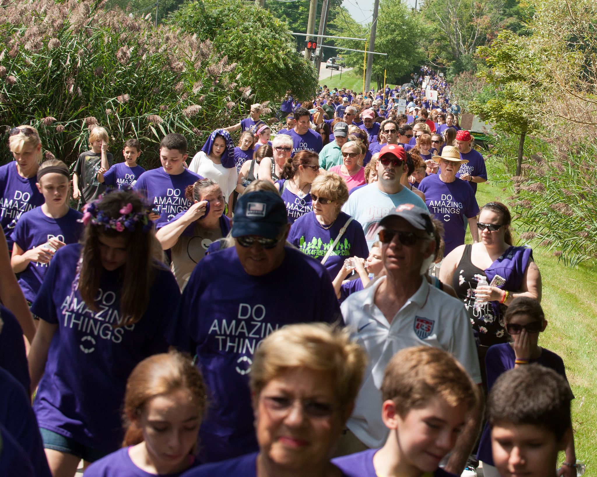 Walk4Friendship 2014, 2