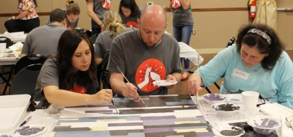 Digitas Gets Creative At Friendship Circle