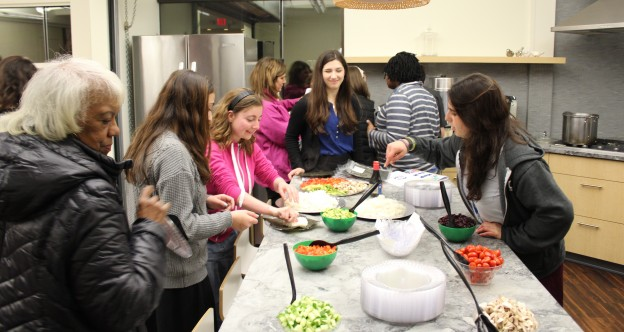 oak park teen cooking