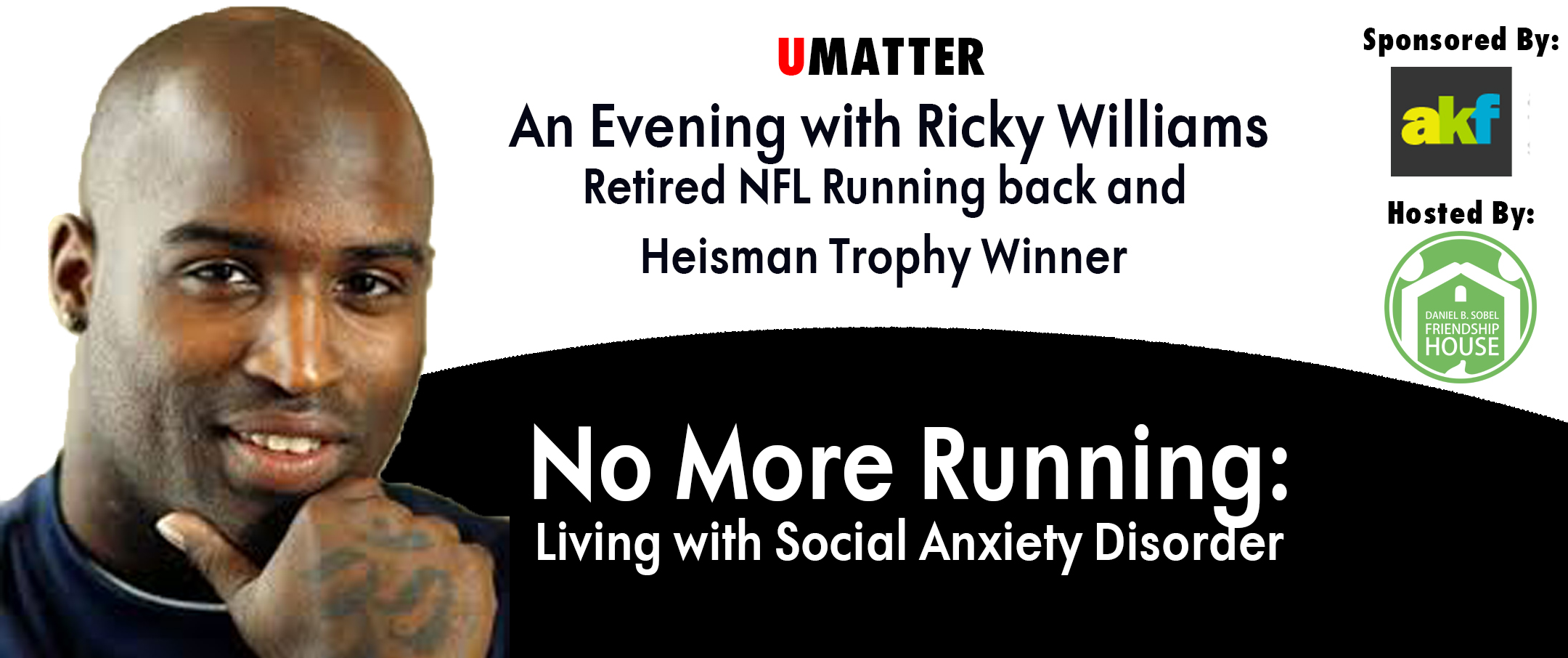 No More Running: Living with Social Anxiety Disorder